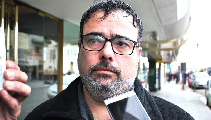 Jorge Caminiti, secretario de Hacienda. (J.C.C)