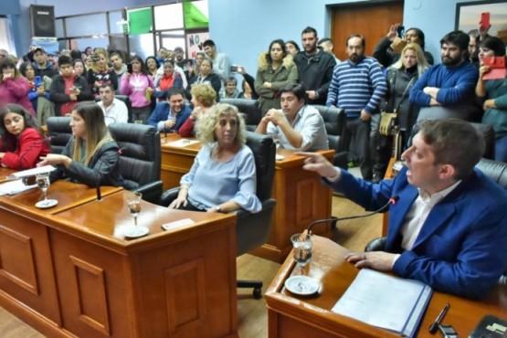 El Concejo le pidió a Artero que renuncie o que se tome licencia