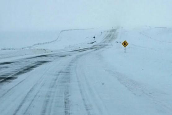 Nevadas intensas en Chubut: se esperan entre 50 y 100 cm de nieve