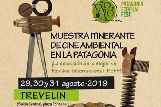 Se realizará muestra itinerante de cine ambiental en la Patagonia