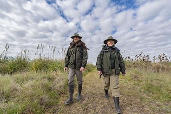 Lanzaron convocatoria para ser Guardaparque Nacional