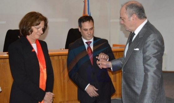 Ushuaia ya tiene un nuevo juez de instrucción