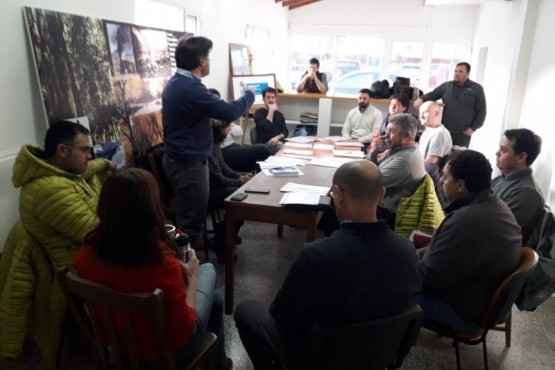 Reactivan el Consejo Consultivo de Pesca en Chubut