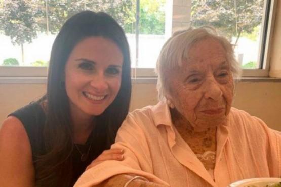 El secreto de una mujer para llegar a los 107 años: