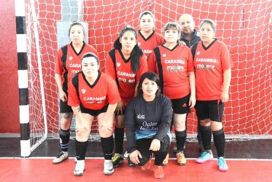 Comenzó torneo clausura de la Liga Municipal