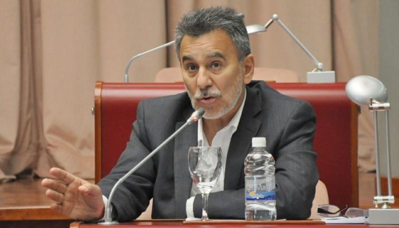 Presidente de la Comisión de Presupuesto y Hacienda de la Legislatura, Eduardo Conde