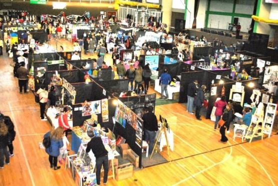 V Mega Feria Productiva. (J.C.C)