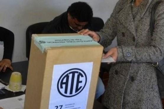 Al mediodía se definirá si habrá elecciones en ATE