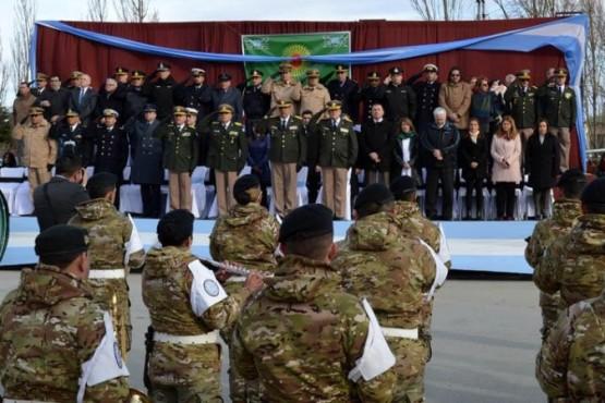Gendarmería celebró su 81° Aniversario