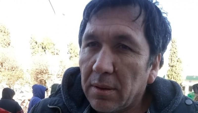 Edgardo Hompanera de ATE