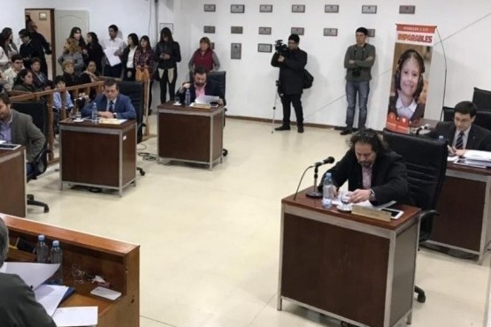 Presupuesto municipal: concejal cuestionó falta de propuesta para SIPEM y ausencia de Giubetich