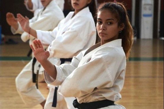 Chamorro y Furriol, irán al Panamericano de Karate