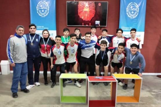 El handball del Rocha enfrenta un gran desafío.