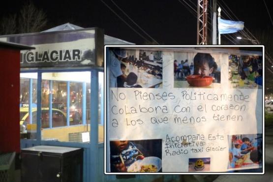 Trabajadores del taxi iniciaron una campaña sin fecha de vencimiento