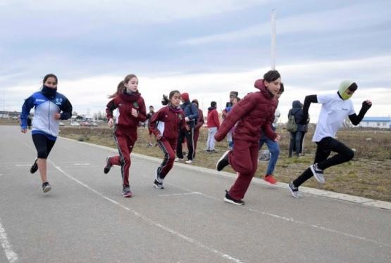 Juegos Evita: Arrancó la instancia local de Atletismo