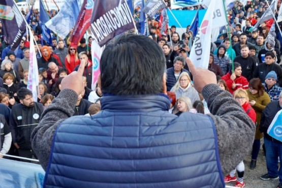 Ávila pidió el voto del trabajador