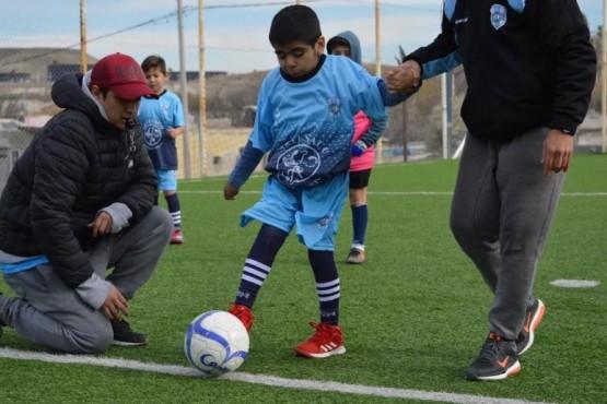 La historia de Joaquín: cuando el fútbol es mucho más que patear la pelota