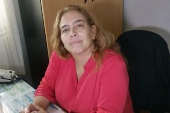 Secretaría electoralCristina Dencor