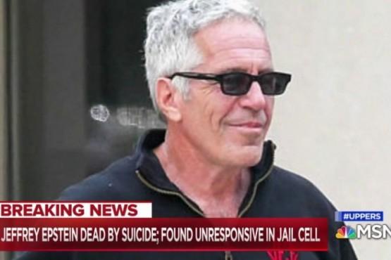 El millonario Jeffrey Epstein se suicidó en prisión