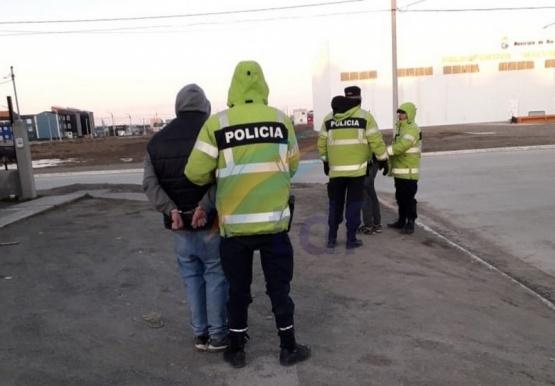 Inseguridad: Detuvieron a dos sujetos que intentaron robar una verdulería
