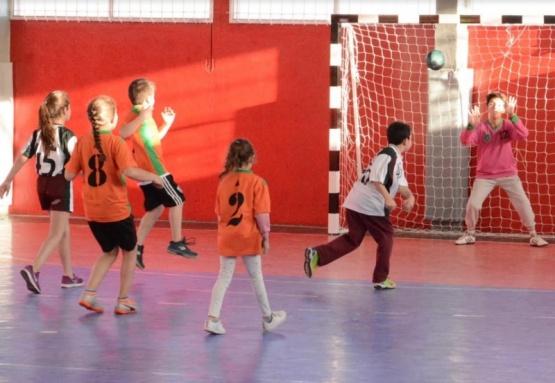 Se desarrolló intensa jornada de handball