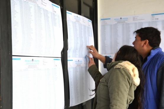 Elecciones PASO en Chubut