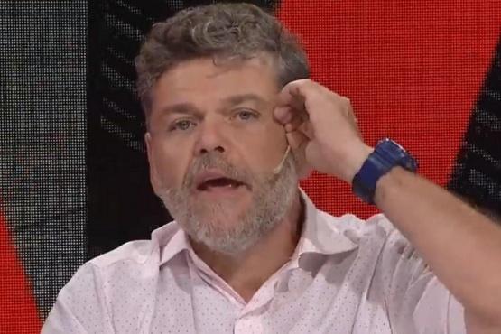 Alfredo Casero dijo que se va a casar con Lilita Carrió si Macri gana las PASO