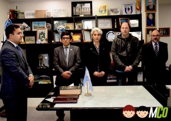 El Dr. D Aybar es el nuevo Juez del Juzgado Municipal de Faltas N° 2