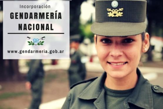 Gendarmería abre las inscripciones para la admisión de profesionales