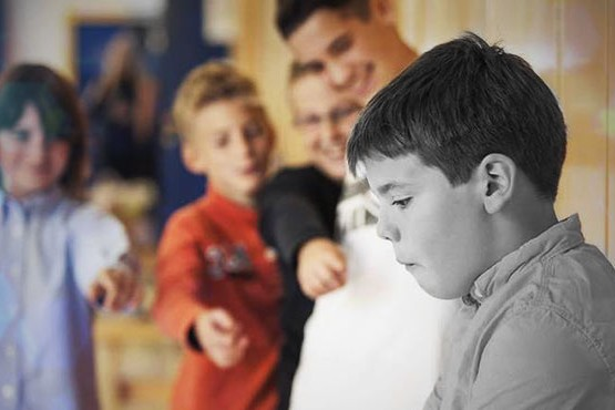 Interpretar el bullying para intervenir al niño como sujeto social