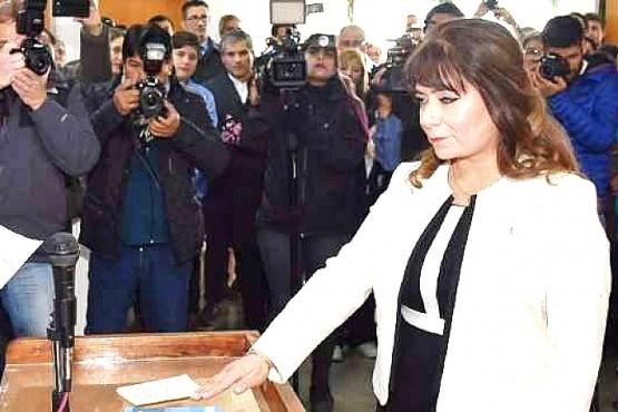 La Dra. Angélica Zari afronta un Jury en su contra. (Archivo).