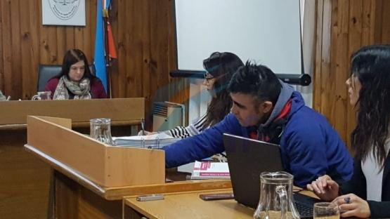 El fiscal pidió 8 años de prisión para Sañanco por homicidio simple