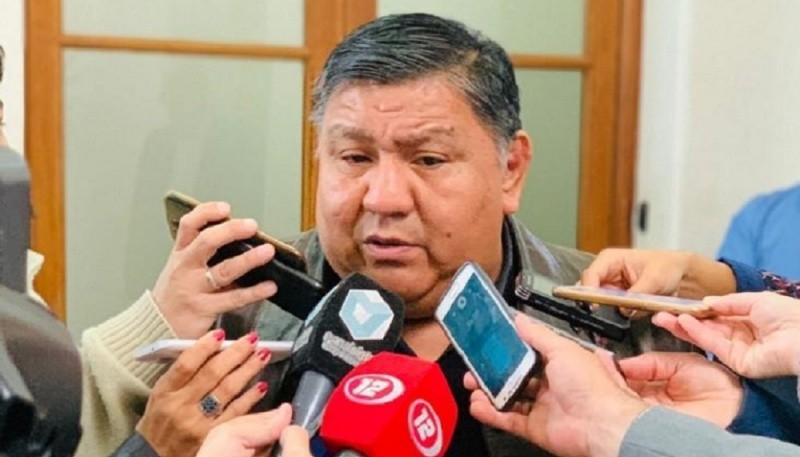 Secretario General del Sindicato del Petróleo y Gas Privado del Chubut, Jorge Ávila