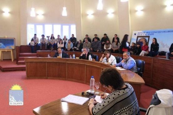 Vuelve a sesionar el Concejo Deliberante