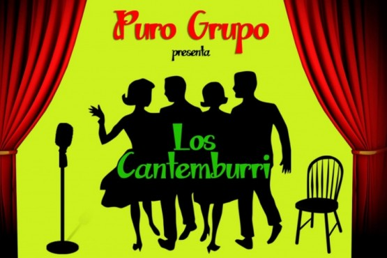 """Puro Grupo presenta """"Los Cantemburri"""" en Río Gallegos"""