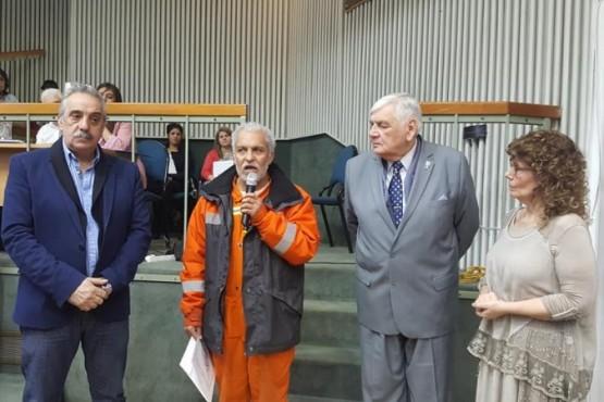 Diputados reclaman a Nación el pago de haberes a jubilados y pensionados de YCRT