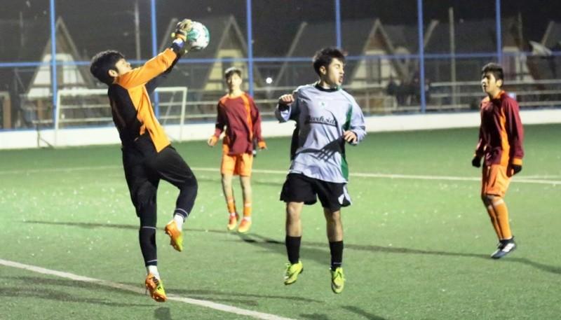 Belgrano goleó a Los Halcones.