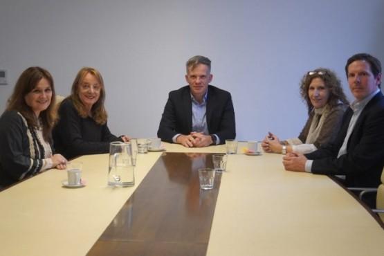 Alicia se reunió con ANSES y pidió resolver urgente el conflicto que mantiene a los jubilados de YCRT