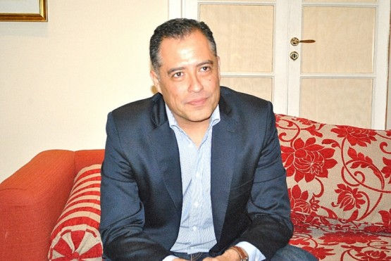 "Eugenio Quiroga: ""Transitamos momentos de angustia económica"""