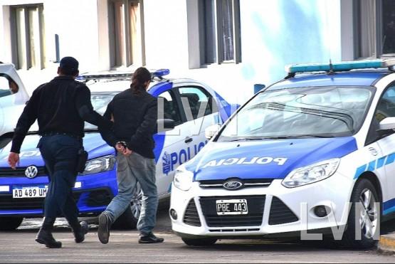 El único detenido se negó a declarar y seguirá detenido. (Foto: La Vanguardia Noticias)