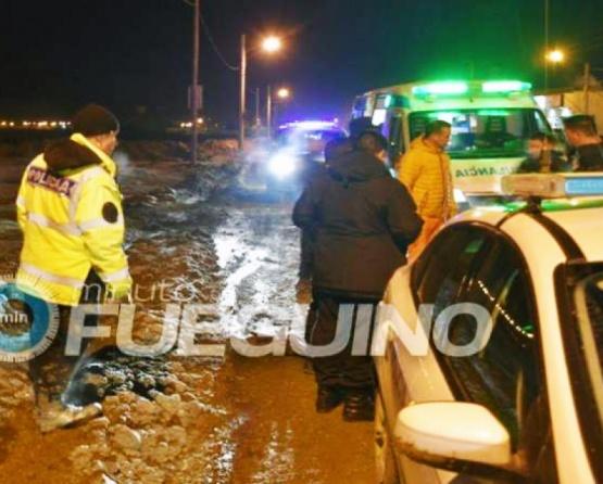 Joven intentó suicidarse en el puente Mosconi