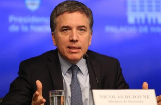 Renunció Nicolás Dujovne