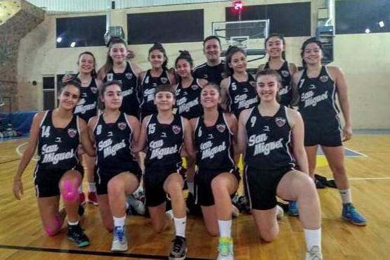 Las U-15 del Santo empezaron con el pie derecho el Argentino de Clubes