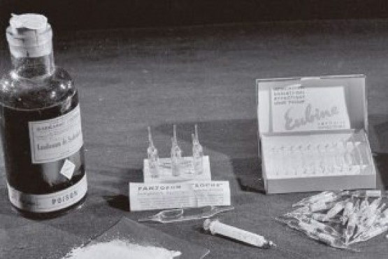 Se aprobó la fiscalización de estupefacientes por grupos químicos
