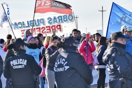 Seguirán los cortes de ruta y los sindicatos preparan gran movilización para esta semana