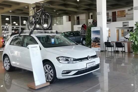 Freno a la venta de autos en Comodoro por escalada del dólar