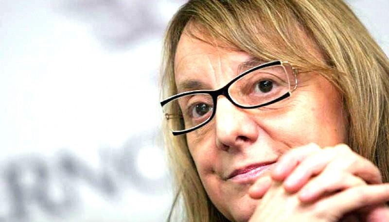 Alicia Kirchner, evalúa presentarse ante la Corte Suprema. (Archivo).