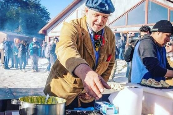 El chef Francis Mallmann nacionalizó el reclamo