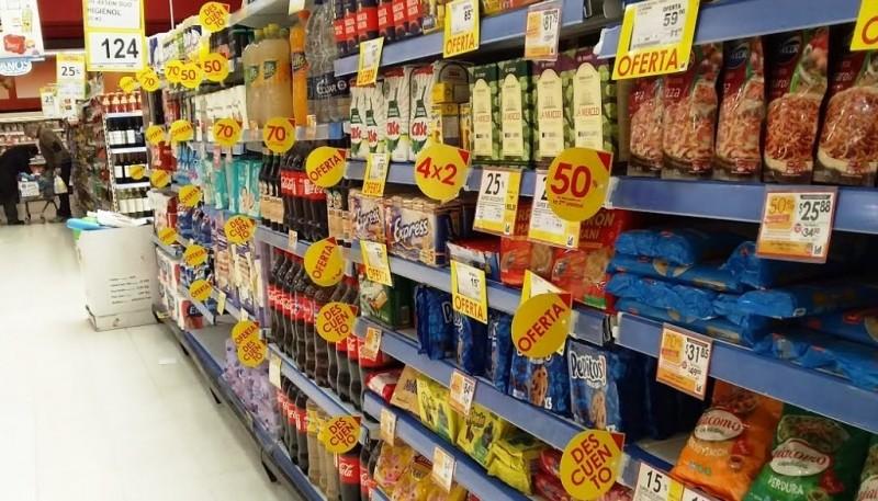 Los supermercados ya aplican el descuento del IVA.