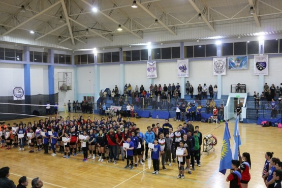 Se realizó la XXV° Copa Dante Cantarutti